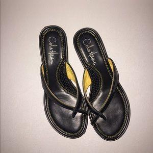 Cole Haan  Nike Air Wedge Sandal
